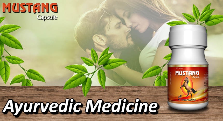 Ayurvedic Medicine to Intensify Sexual Pleasure in Men