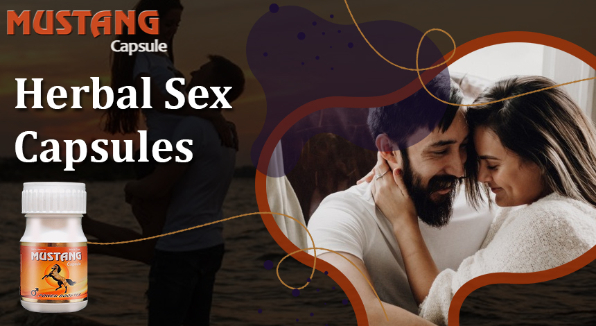 What Factors Contribute The Popularity Of Mustang Sex Capsules In India
