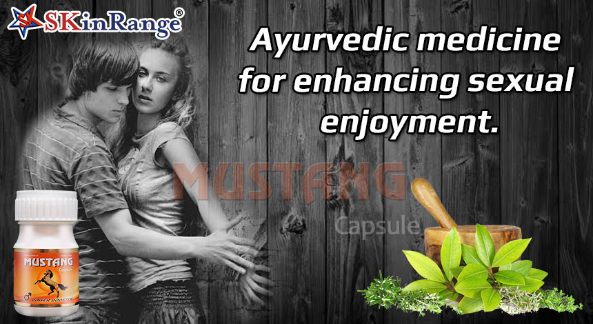 Ayurvedic medicine for enhancing sexual enjoyment.