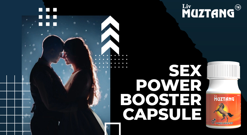 How Will Herbal Capsules Boost Sexual Stamina in Men?